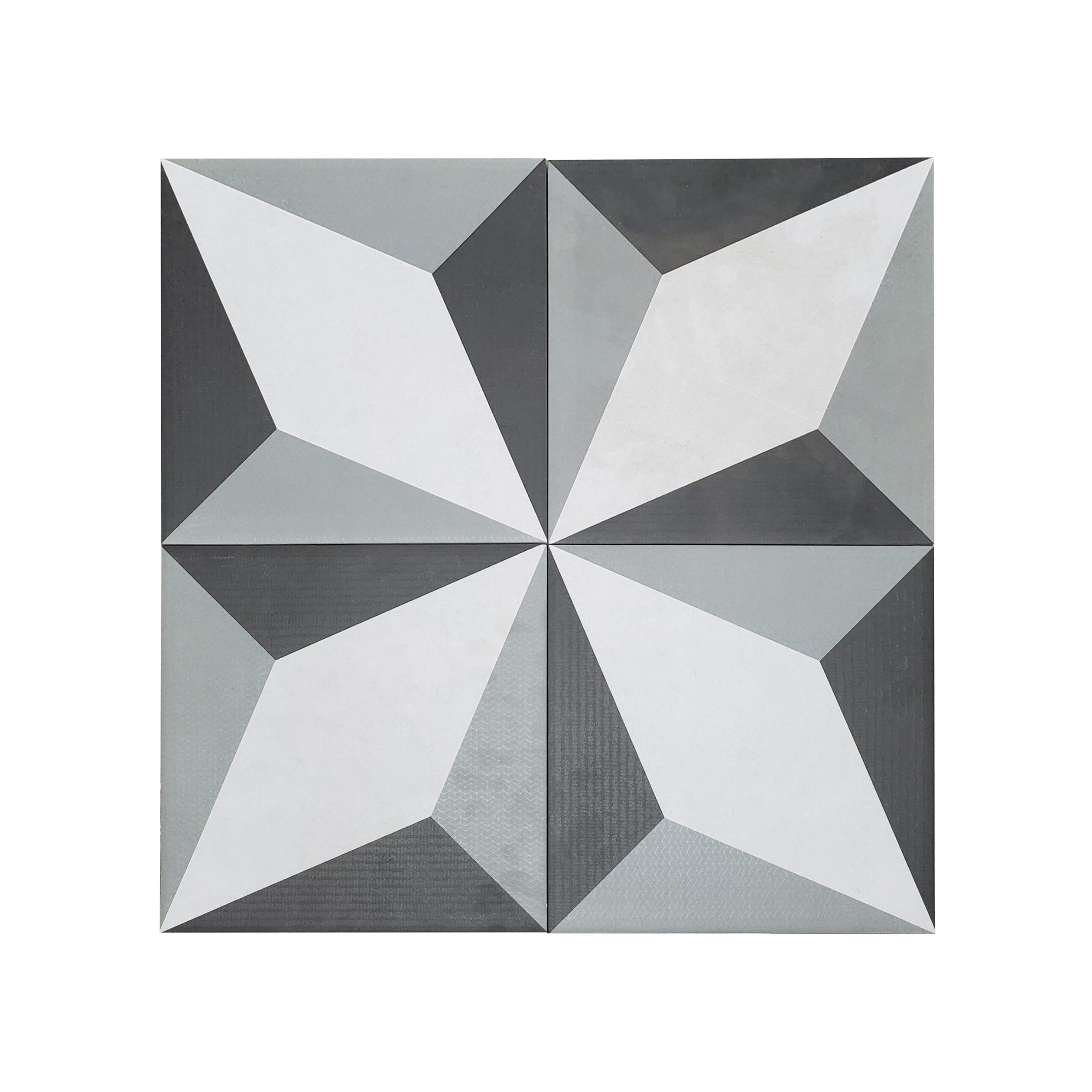 8×8 Decor Forma Matte_Made in Spain_Black-3.99