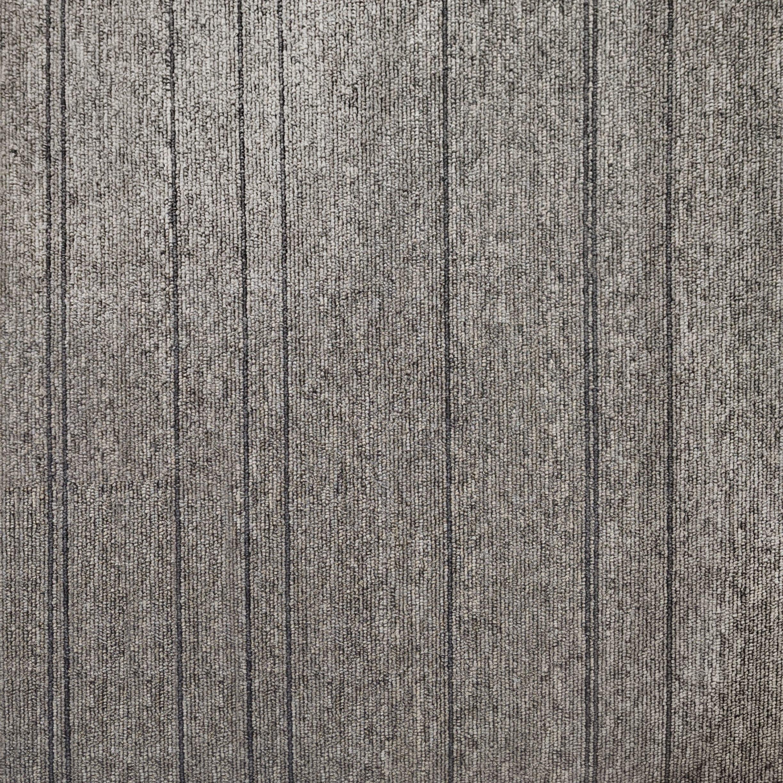 24×24 Rule Breaker Carpet Tile_Nickel_1.99