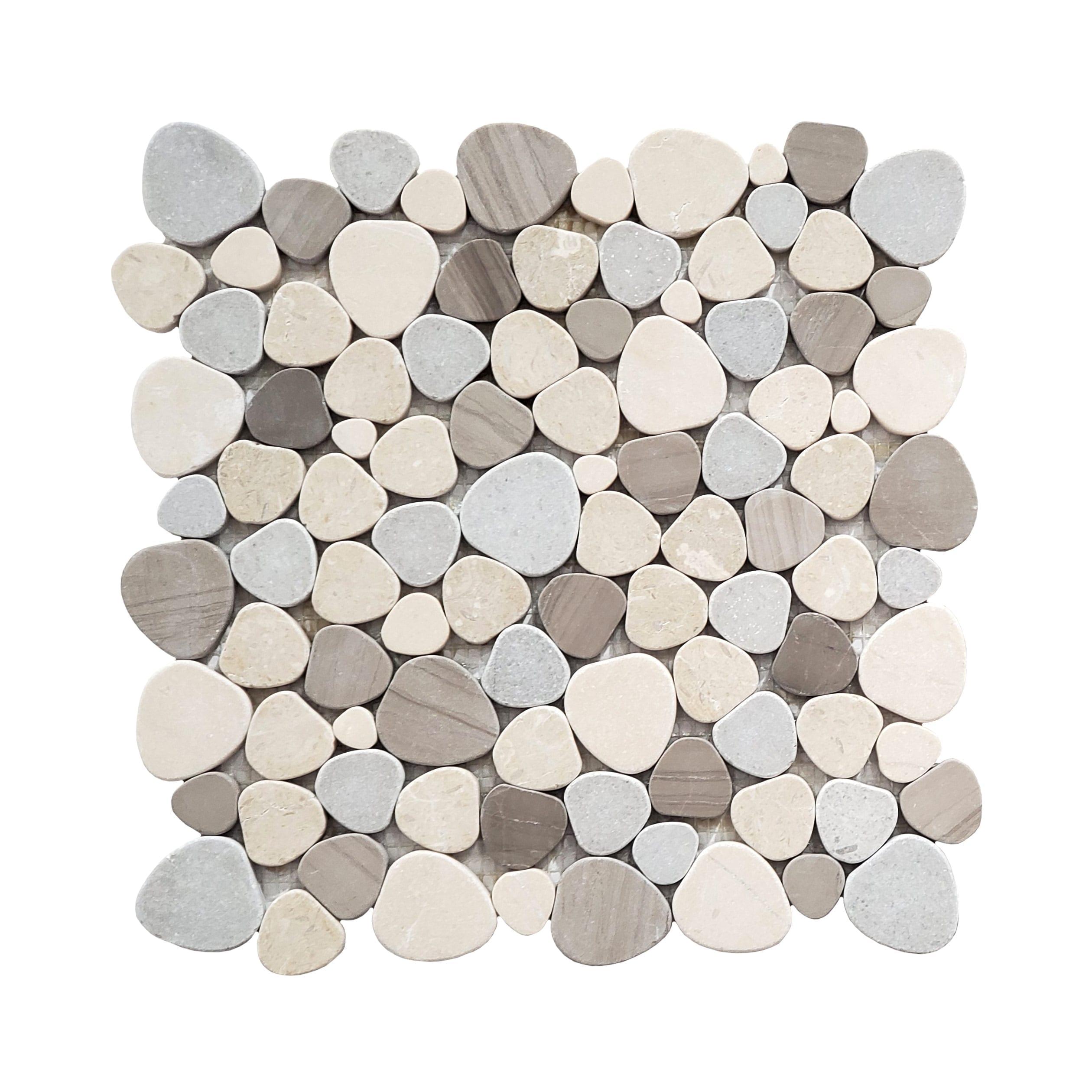 12×12 Palm Beach Mosaic_Stone Matte_14.99