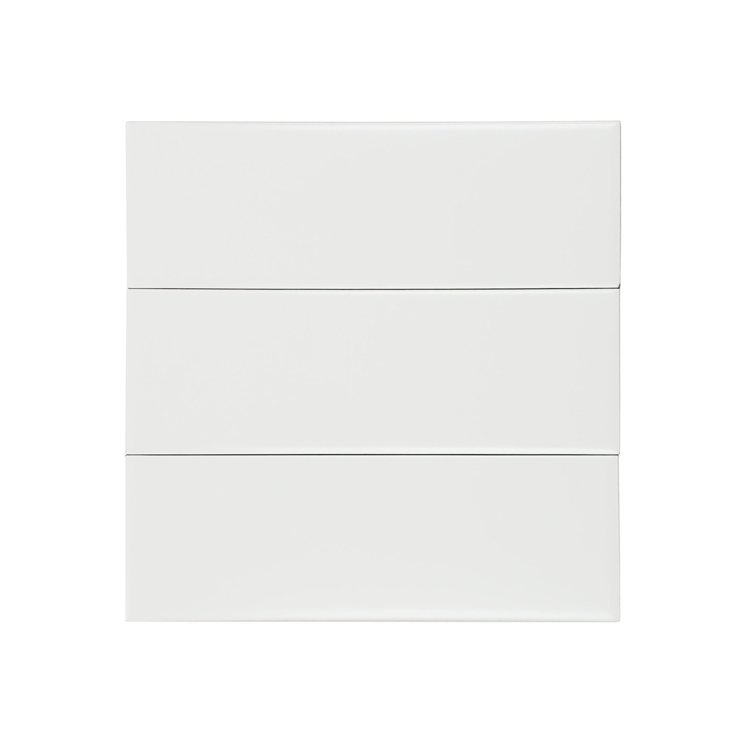 4×12 Snow Flat Matte Subway Tile_White_10.33sfct_3.49_2.29